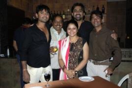 suraj-with-anuj-saxena-group