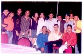 suraj-with-tv-actors-habib-faisal